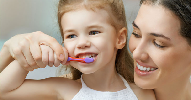 How Children's Teeth Cleaning Differs from Adults'